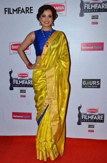filmfare 2015 indian celebrities red carpet fashion