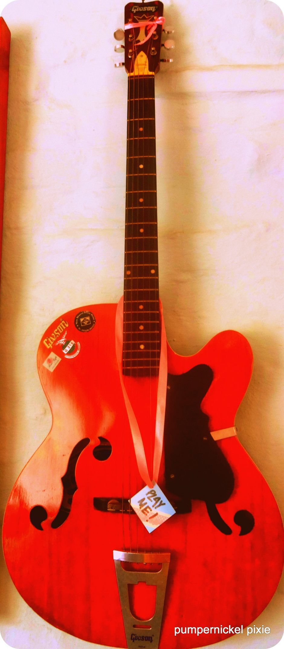 music guitar one week one photo music photography on pumpernickel pixie
