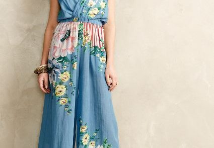 spring fashion trends 2015 on pumpernickel pixie floral jumpsuit anthropologie
