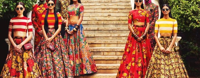 sabyasachi summer resort 2015 ad campaign floral vintage retro sequins pumpernickel pixie