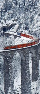 winter travel, winter holidays, winter season, switzerland, swiss alps, mountain travel, europe, swiss red train, christmas travel, winter travel tales, pumpernickel pixie
