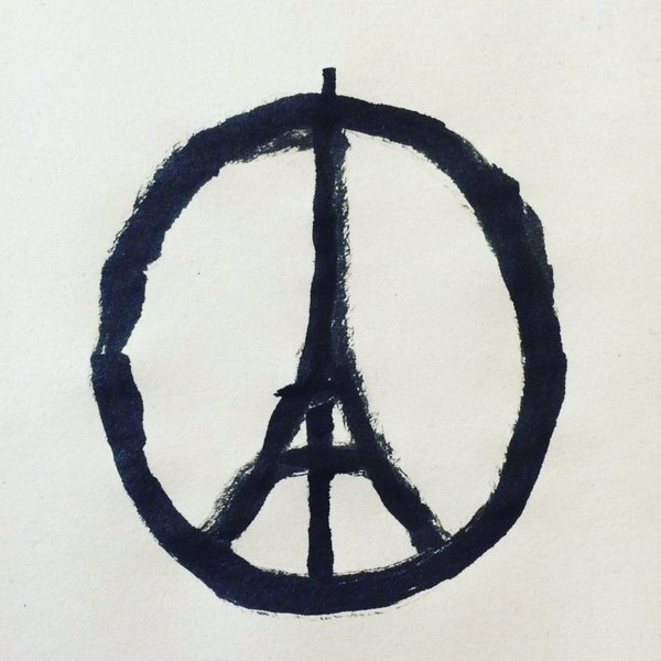 peace for paris france terror attacks