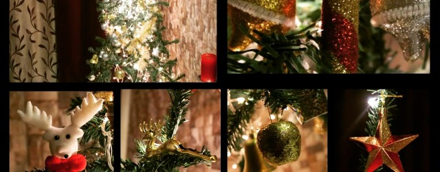 #2015, #christmas, christmas tree, white and gold christmas tree, christmas tree diy, christmas decorations, tree decorations, pumpernickel pixie