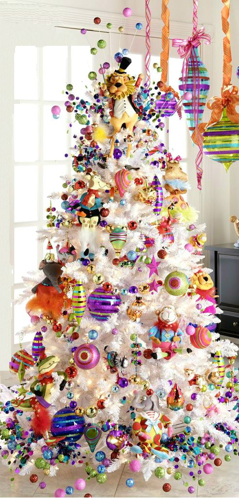 Christmas Tree, Christmas Tree Decor, Christmas Tree Themes, Christmas Tree  Ideas, Whimsical