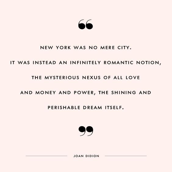 Sparkle 40 Love And Longing For NYC Pumpernickel Pixie Fascinating Nyc Quotes