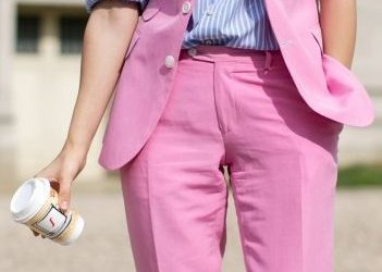 pant suit, colored pant suit, business suit, colored business suit, color pant suit, woman pant suit, female pant suit, feminine pant suit, spring pant suit, summer pant suit, bright pant suit, jyo, pumpernickel pixie