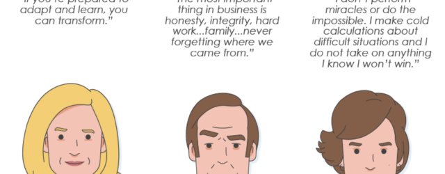 Business Advice from TV Shows, advice, tv shows, tv character quotes, tv quotes, pop culture, tv show quotes, entertainment, fictional characters, info graphic, inspiration, life advice, businesss advice, business quotes, motivation, inspiration, quotes, television, tv series, culture, optimism, determination, perseverance, business, dreams, jyo, pumpernickel pixie