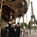 paris travel wedding