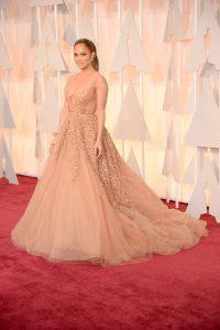 oscars 2015 red carpet fashion pumpernickel pixie