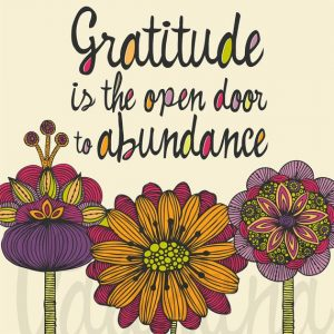 gratitude positivity optimism affirmation pumpernickel pixie