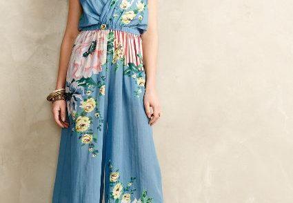 spring fashion trends 2015 on pumpernickel pixie floral jumpsuit anthropologie