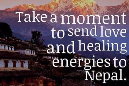nepal 2015 earthquake prayers healing