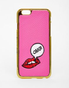fashion funky fur cute whimsical printed quotes girly mobile cover phone cover iphone cover mobile case phone case iphone case asos gadget phone mobile accessories on pumpernickel pixie