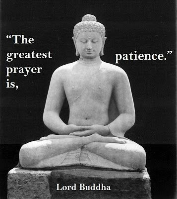 Buddha quotes patience Buddha wisdom Buddhist quotes patience on pumpernickel pixie