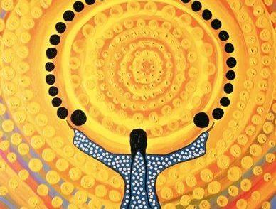 surya namaskar sun salutation yoga practice benefits asanas breathing mantras chants spiritual pumpernickel pixie