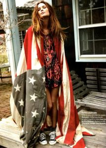 july 4 us independence day fourth of july fashion style clothes accessories bikini nails scarf hoodie socks heels boho cape shorts jacket skirt jeans headband summer beach holidays stars and stripes red blue white nautical on pumpernickel pixie