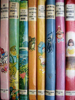 enid blyton quotes books poems folklore magic whimsical fantasy mystery childhood memories on pumpernickel pixie
