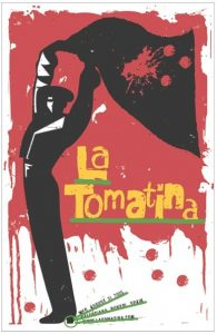 la tomatina, spain, bunol, food fight, paint the town red, summer vacation, getaway, europe, august festival, food festival, food event, tomato, bucket list, summer event, world festival, travel, tourism, pumpernickel pixie