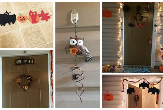 autumn decor, fall decor, halloween decor, diy decor, pumpkin carvings, owl decor, owl charm, pumpkin decor, pumpkin diy, porch decoration ideas, fall decoration ideas, halloween decoration ideas, pumpernickel pixie