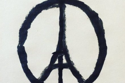 peace for paris france terror attacks