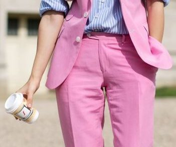 pant suit, colored pant suit, business suit, colored business suit, color pant suit, woman pant suit, female pant suit, feminine pant suit, spring pant suit, summer pant suit, bright pant suit, jyo, pumpernickel pixie