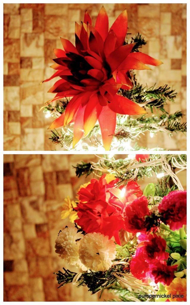 #christmas2016, 2016 christmas tree, christmas tree, merry christmas, floral christmas tree, unique christmas tree, christmas tree decor, christmas tree decoration, christmas tree lighting, christmas tree with flowers, happy christmas, personal, quirky christmas tree, themed christmas tree, christmas tree theme, xmas, christmas, jyo, pumpernickel pixie