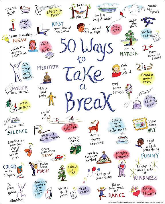 break, refresh, relax, unwind, unplug, reflect, pause, simplify, #takeabreak, #wewereonabreak, jyo, pumpernickelpixie